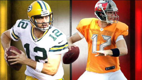 Inside Edge: Packers-Buccaneers