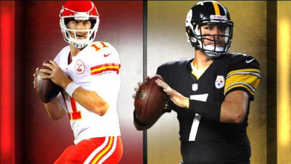 Inside Edge: Chiefs-Steelers