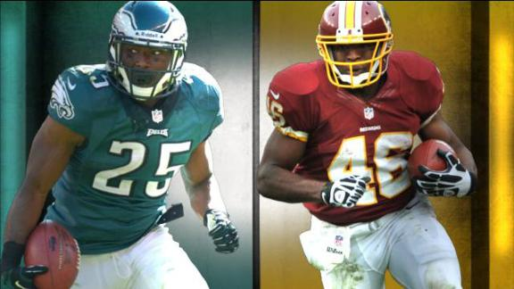 Inside Edge: Eagles-Redskins