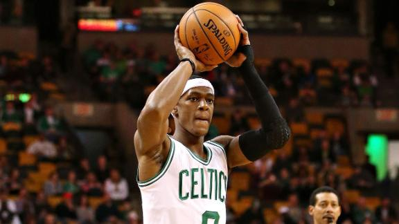 Celtics Agree To Trade Rondo To Mavs