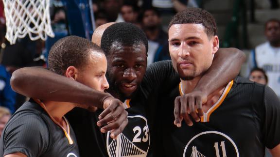 Warriors Regaining Their Focus