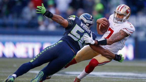 Seahawks Extend LB Wright With 4-Year Deal