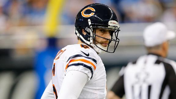 Cutler Shocked, Disappointed By Benching