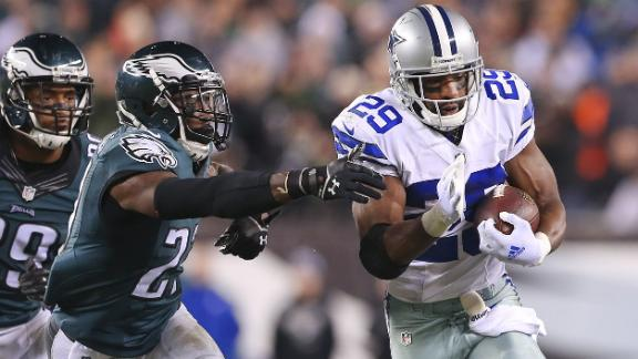DeMarco Murray is determined to play