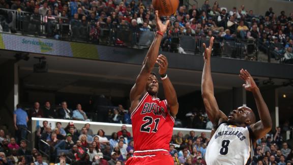 Video - Butler Takes Over For Bulls