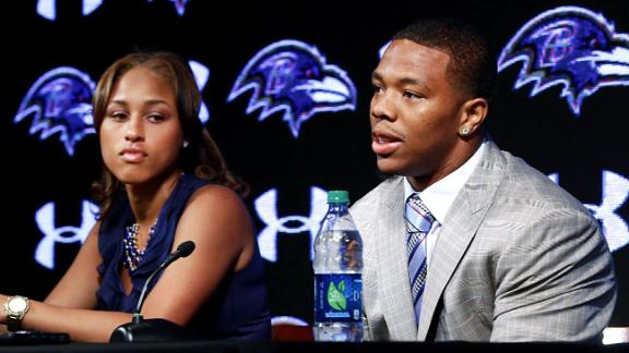 More Video Obtained From Ray Rice Incident