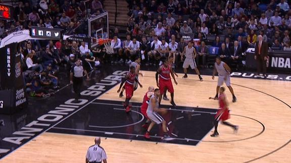 Video - Duncan Owning The Post