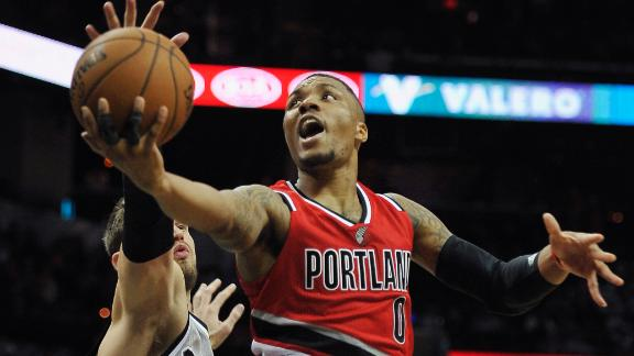 Lillard Takes Over In Extra Sessions