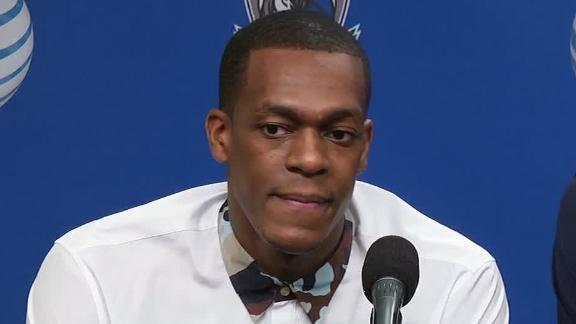 Rondo Introduced In Dallas