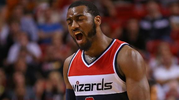 Video - Wizards Rally Past Heat