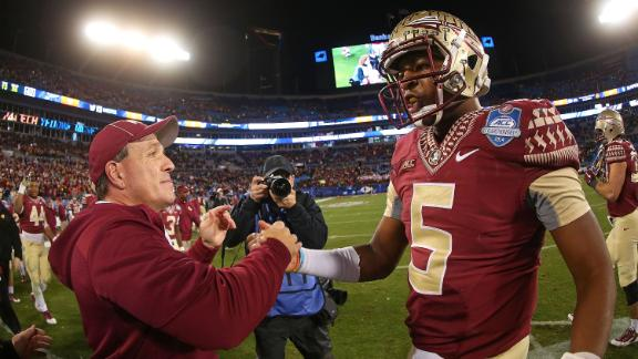 Fisher: Winston's Choice Won't Be A Surprise