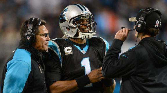 Rivera: Newton On Track; Provides Best Chance
