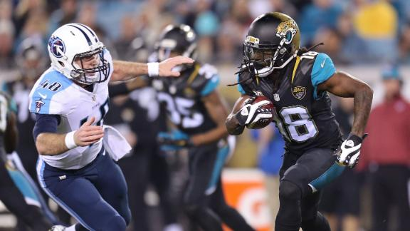 Jaguars Lose By Winning