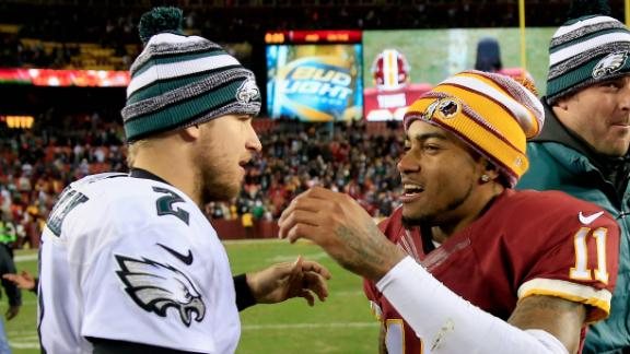 Game Balls: Redskins vs. Eagles