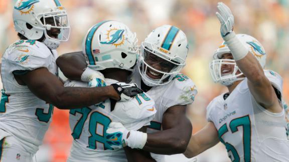 Sunday Blitz: Dolphins-Vikings Recap