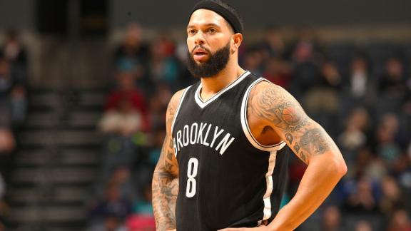 Kings Interested In Deron Williams Deal