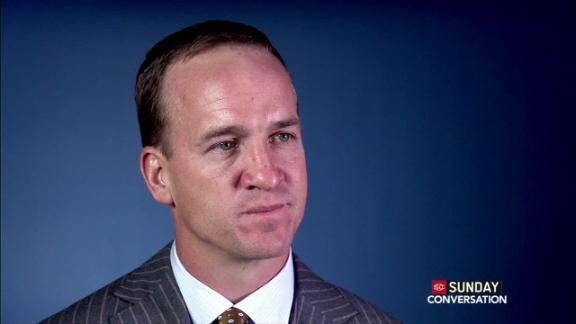 Peyton Manning Sunday Conversation