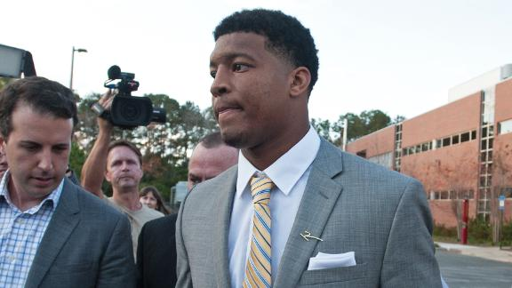 Winston Ruled Not To Have Violated Student Code