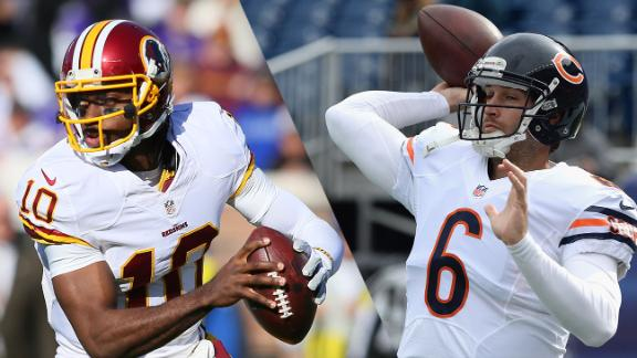 RG III, Cutler Still Franchise QBs?
