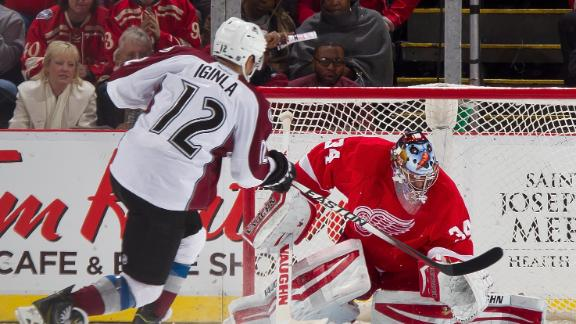 Avalanche Slip By With Shootout Victory