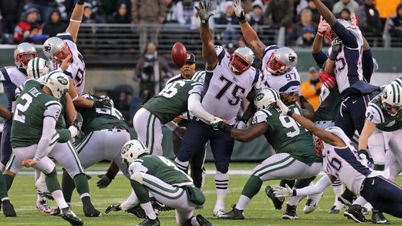 Video - Special Teams Play Big Role In Patriots Win