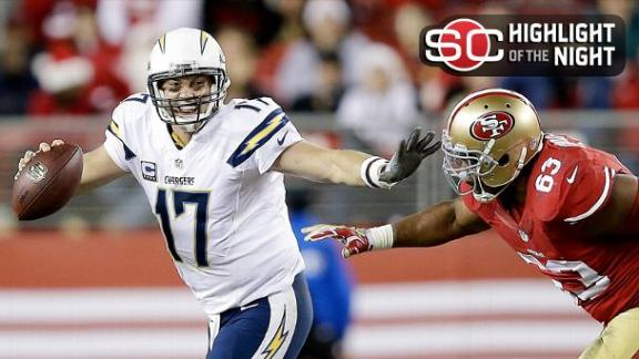 49ers Lose 21-Point Lead, Lose To Chargers