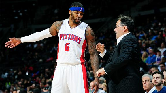 The Pistons' Error