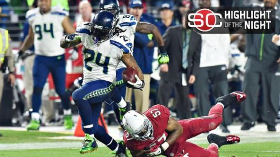 Seahawks Crush Cardinals