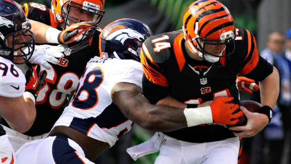 Video - Broncos, Bengals Ready For Prime Time