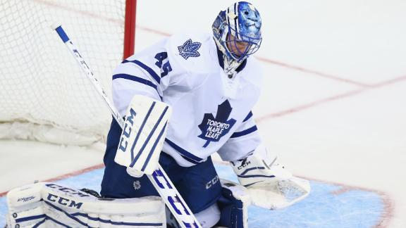 Video - Maple Leafs Blank Stars
