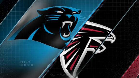 NFL Live Prediction: Panthers-Falcons