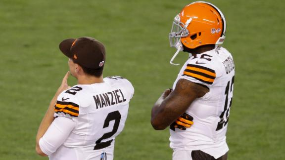Reports: Manziel Party Led To Gordon Suspension