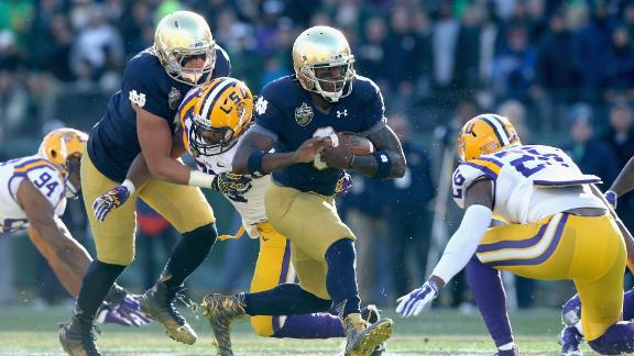 Image result for notre dame lsu