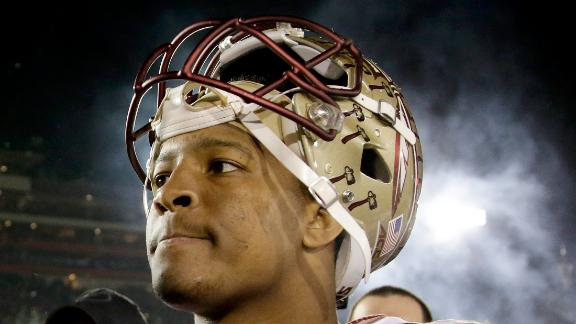 Jameis Winston After FSU's Loss