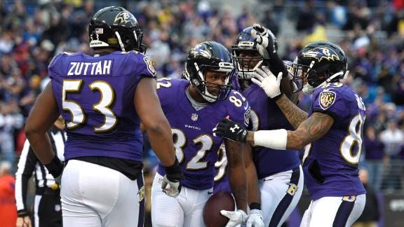 Ravens Ready For Steelers