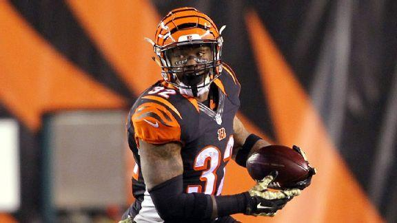 Hill Key For Bengals' Offense