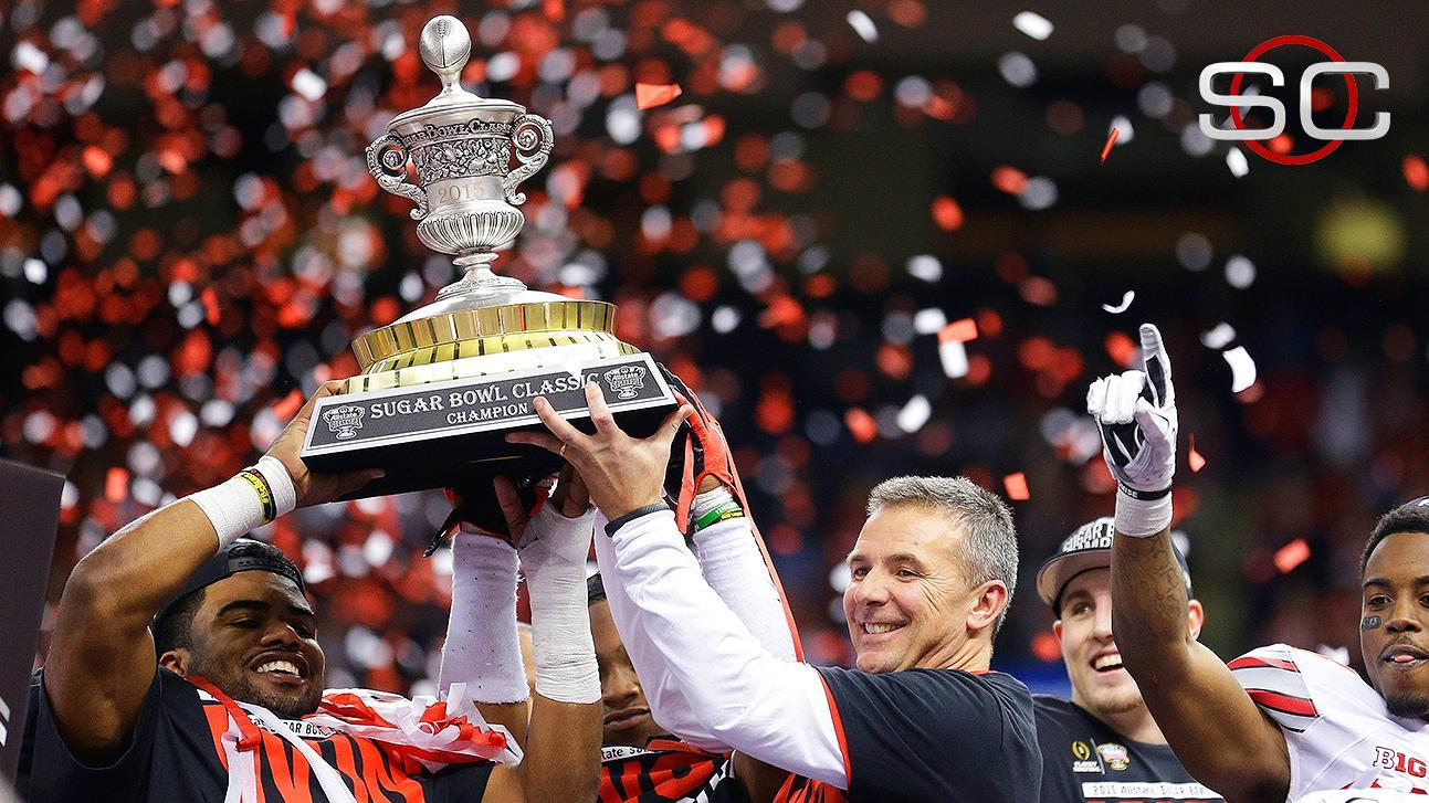 Ohio State Fends Off Alabama To Win Sugar Bowl