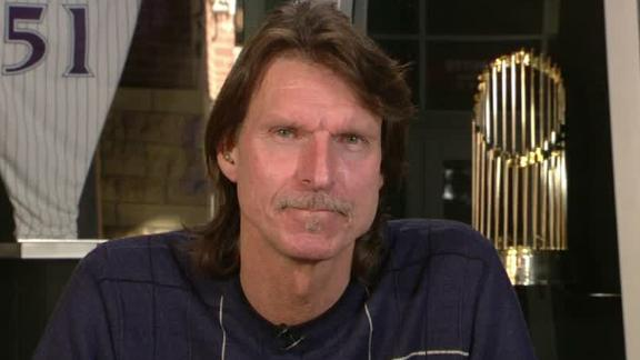 Randy Johnson On HOF Election