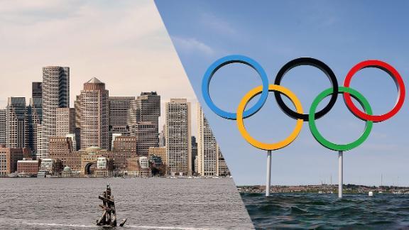Boston Will Be U.S. Bid City For 2024 Olympics