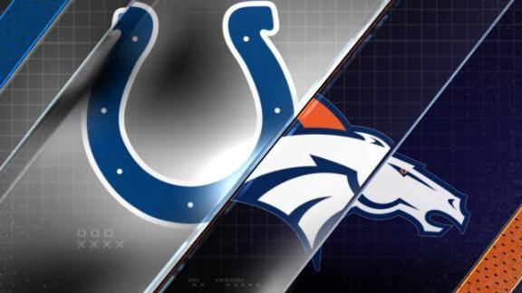 NFL Live Prediction: Colts-Broncos