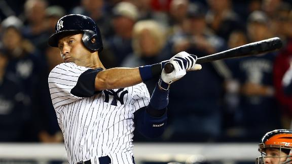 Video - Mint Condition: Jeter's MVP Of 2014