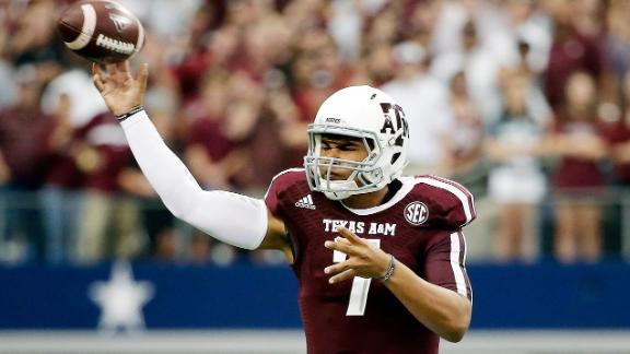 Kenny Hill Wants Out Of A&M