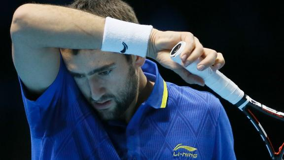 Center Court: Cilic Out Of Aussie