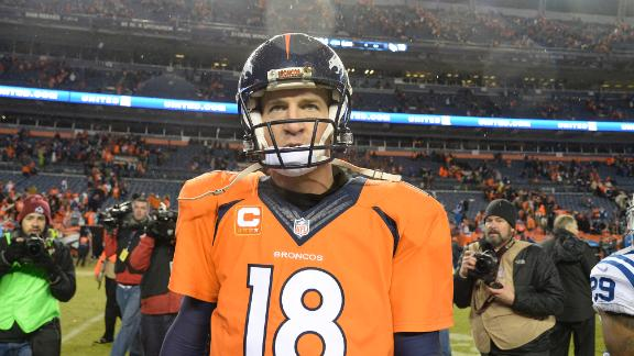 Manning: 'I'm Disappointed'