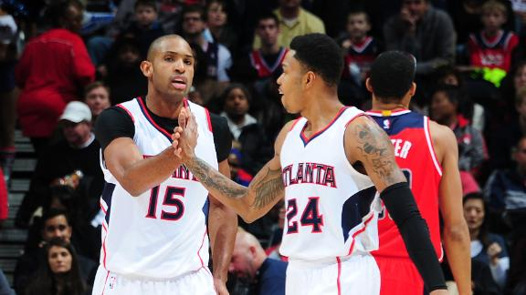 Hawks Too Much For Wizards