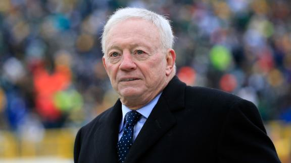 Jerry Jones Talks Playoff Loss