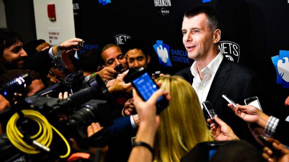 Prokhorov Looking For Quick Profit With Nets' Sale?
