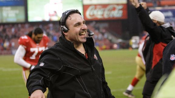 49ers Hire Jim Tomsula