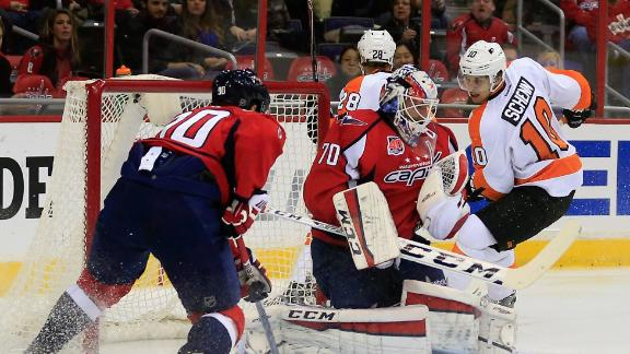 Video - Capitals Blank Flyers