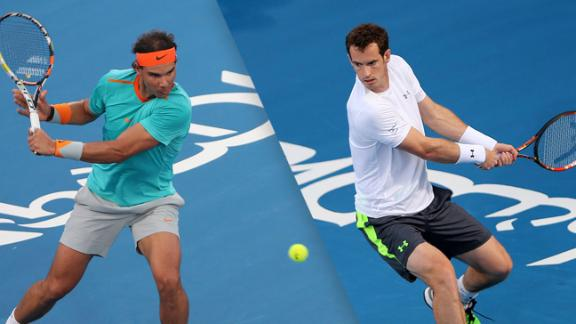 Center Court: Nadal Or Murray?
